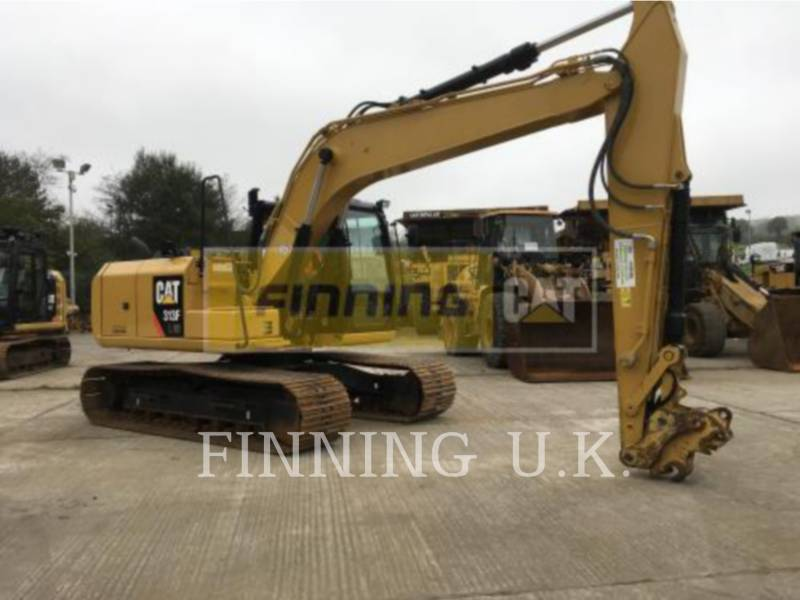 Caterpillar EXCAVATOARE PE ŞENILE 313FL GC equipment  photo 4
