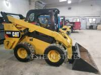 CATERPILLAR CHARGEURS COMPACTS RIGIDES 262 D equipment  photo 2