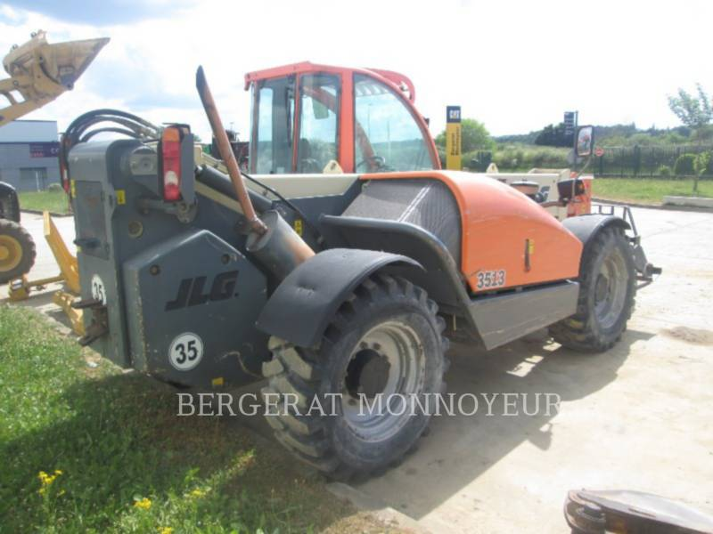 JLG INDUSTRIES (EUROPE) CHARGEUR À BRAS TÉLESCOPIQUE 3513 equipment  photo 4