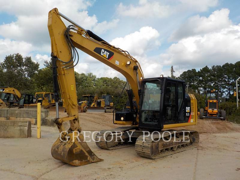 CATERPILLAR PELLES SUR CHAINES 312E L equipment  photo 1