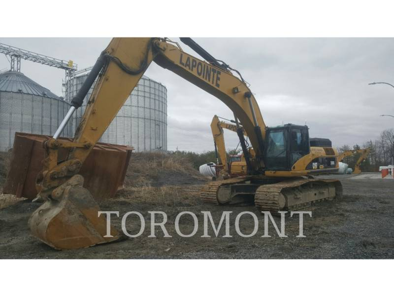 CATERPILLAR トラック油圧ショベル 330DL equipment  photo 3