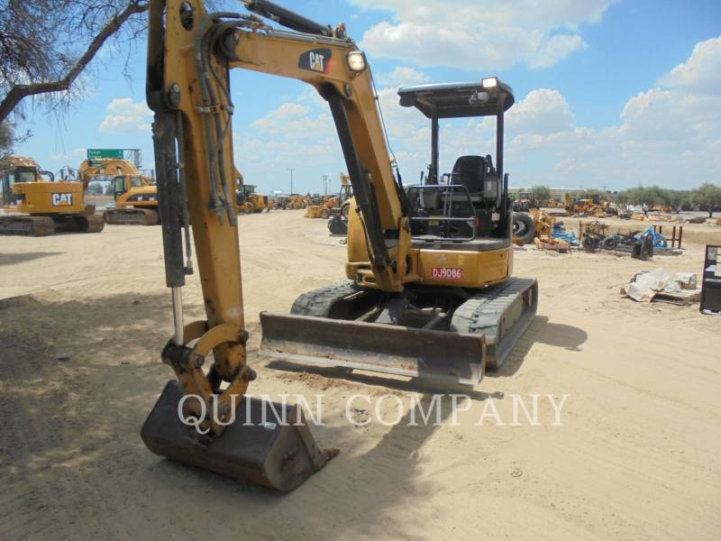 CATERPILLAR TRACK EXCAVATORS 305D CR equipment  photo 3