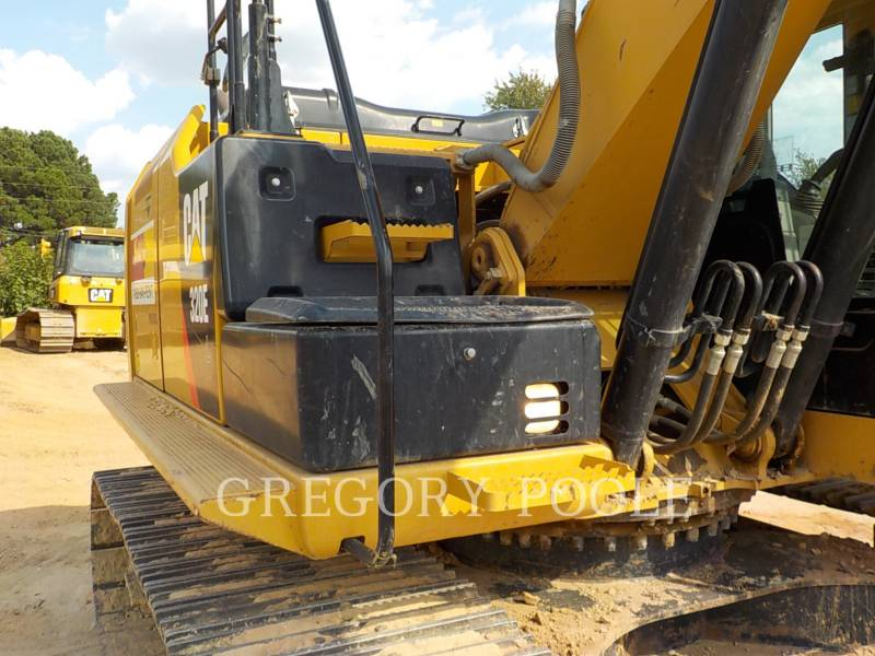 Caterpillar EXCAVATOARE PE ŞENILE 320E L equipment  photo 6