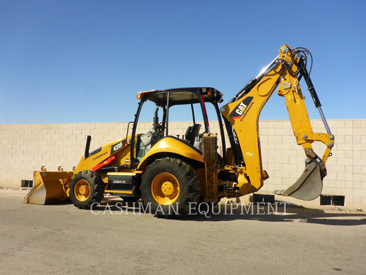 Detail photo of 2012 Caterpillar 420F IT from Construction Equipment Guide