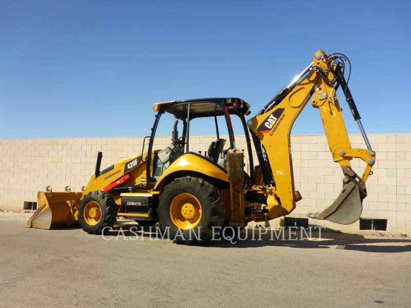 CATERPILLAR RETROEXCAVADORAS CARGADORAS 420F ST equipment  photo 3