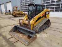 Caterpillar MINIÎNCĂRCĂTOARE RIGIDE MULTIFUNCŢIONALE 277D AC equipment  photo 2