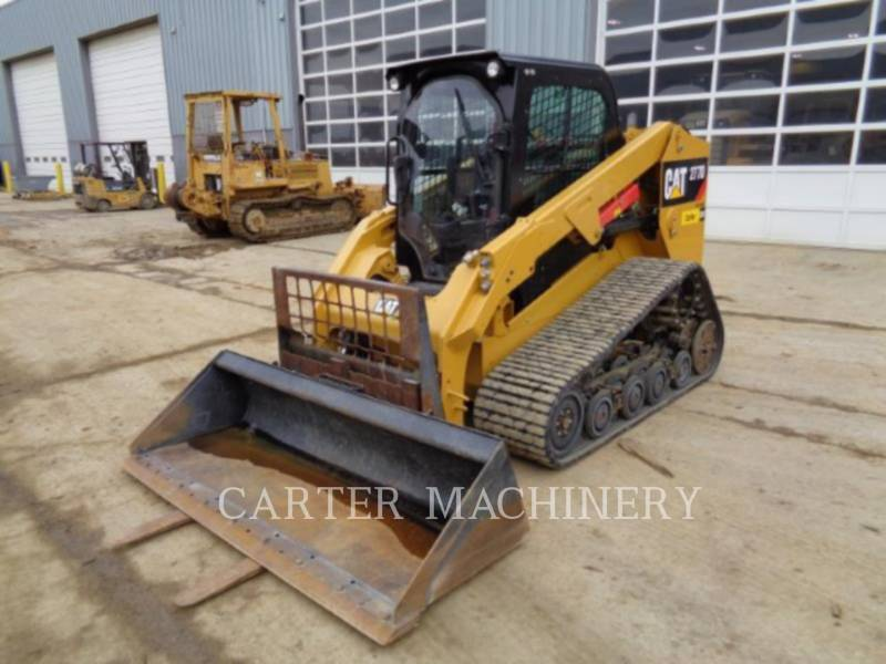 CATERPILLAR CHARGEURS COMPACTS RIGIDES 277D AC equipment  photo 2