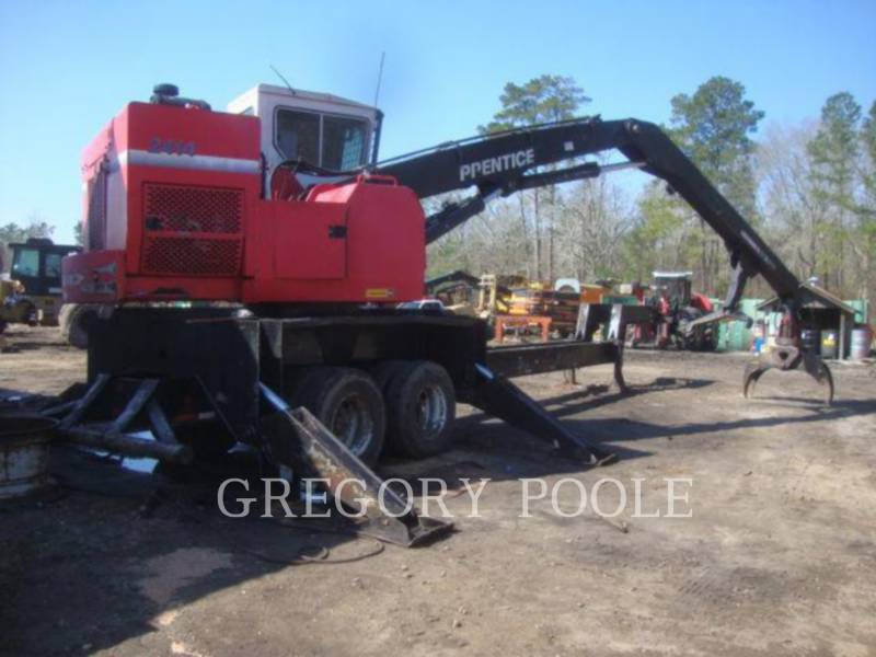 PRENTICE LOG LOADERS 2414 equipment  photo 24
