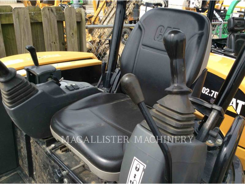 CATERPILLAR EXCAVADORAS DE CADENAS 303E equipment  photo 12