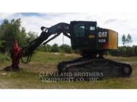Equipment photo CATERPILLAR 522B FORESTRY - FELLER BUNCHERS - TRACK 1