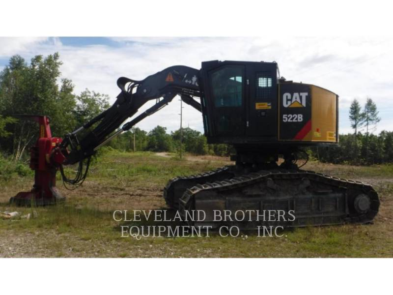 CATERPILLAR MATÉRIEL FORESTIER 522B equipment  photo 1