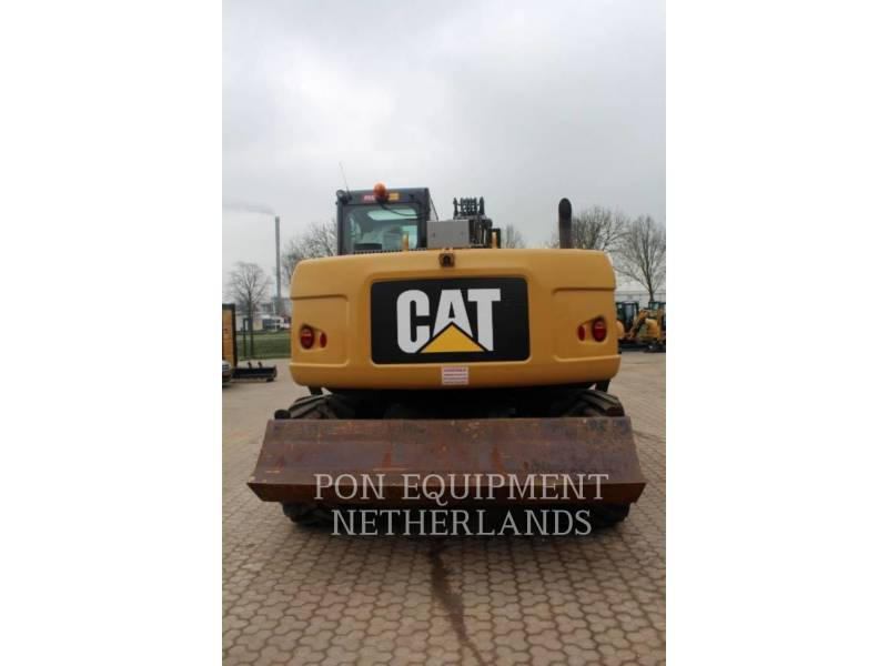 CATERPILLAR WHEEL EXCAVATORS M313 D equipment  photo 21