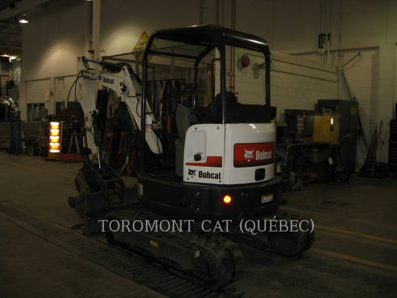 BOBCAT PELLES SUR CHAINES E26 equipment  photo 3