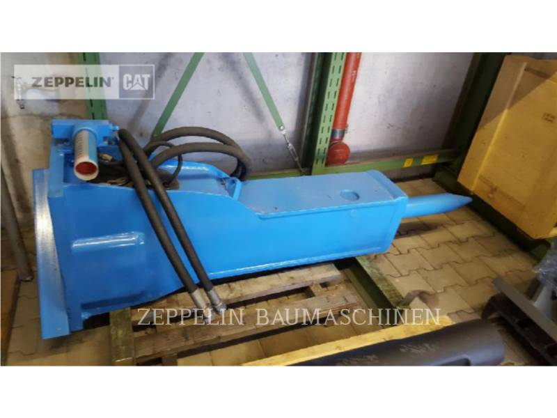 KRUPP HERRAMIENTA DE TRABAJO - MARTILLO HM580 Krupp Hammer equipment  photo 1