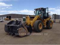 CATERPILLAR CARGADORES DE RUEDAS 950K FC equipment  photo 2