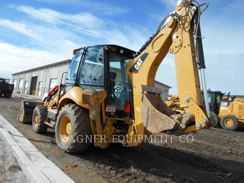 CATERPILLAR BACKHOE LOADERS 420F IT4WE equipment  photo 3