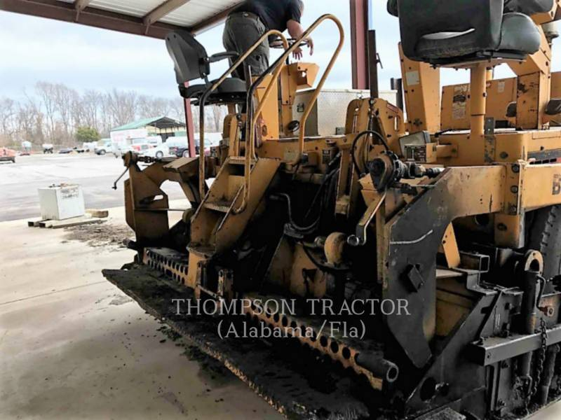 BLAW KNOX PAVIMENTADORA DE ASFALTO PF-3180 equipment  photo 7