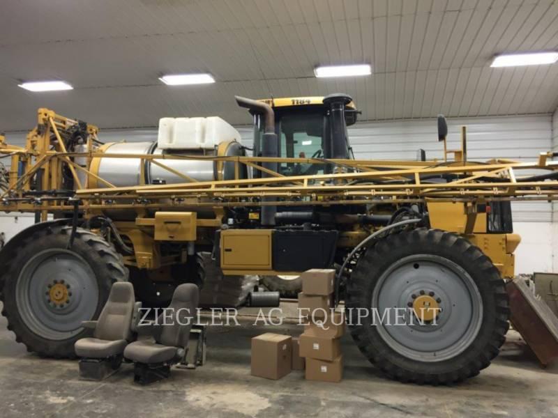 AG-CHEM SPRÜHVORRICHTUNGEN 1184 equipment  photo 1