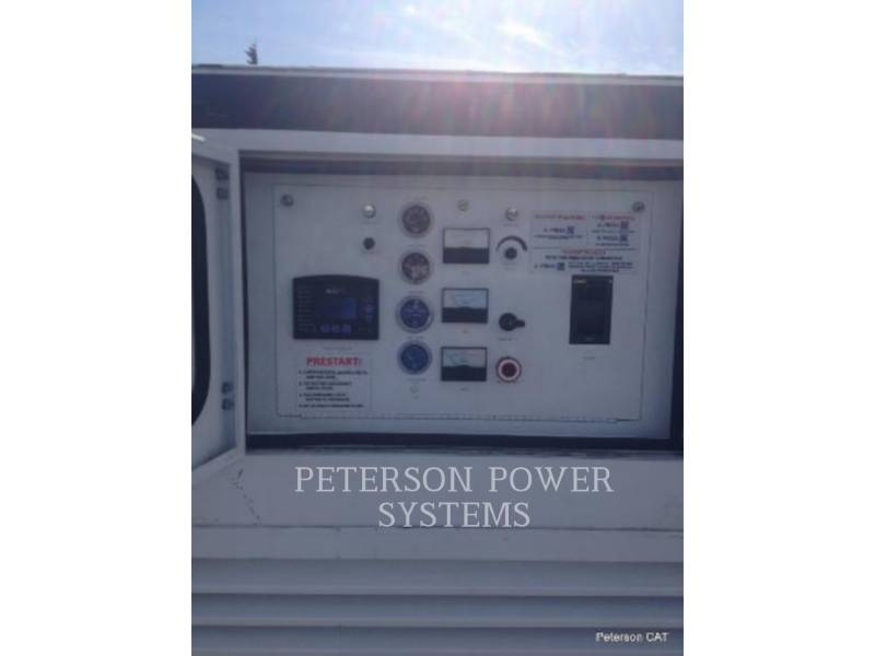 PERKINS PORTABLE GENERATOR SETS 175RSTH equipment  photo 5