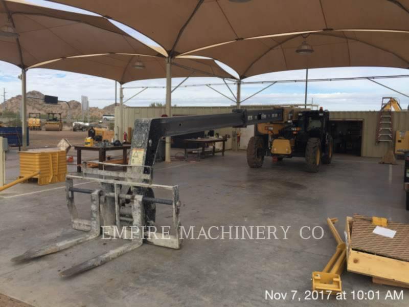 CATERPILLAR テレハンドラ TL642C equipment  photo 4