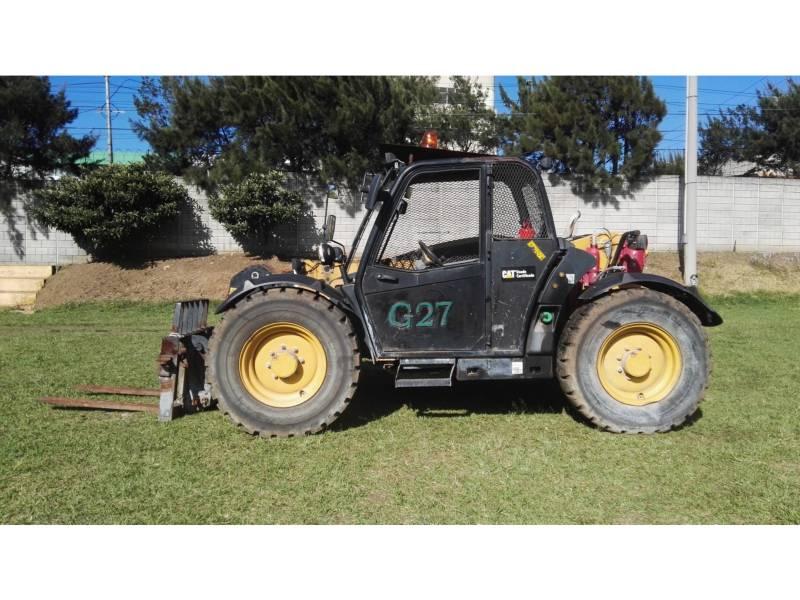CATERPILLAR テレハンドラ TH406C equipment  photo 1