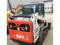 BOBCAT MULTI TERRAIN LOADERS T450 equipment  photo 3