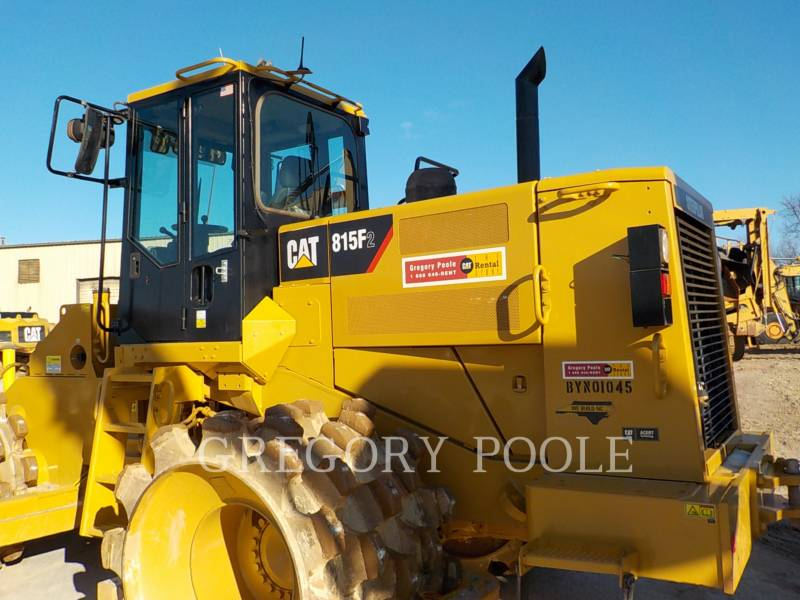 CATERPILLAR WHEEL DOZERS 815F II equipment  photo 24