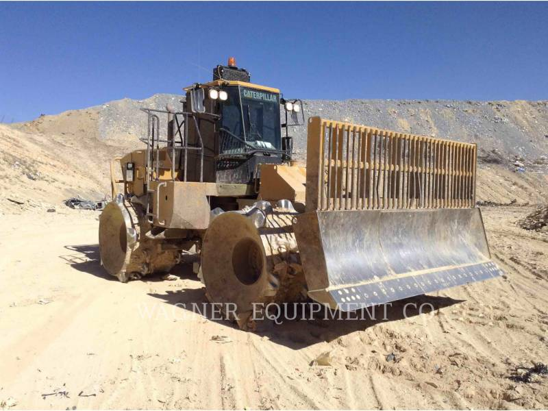 CATERPILLAR WHEEL LOADERS/INTEGRATED TOOLCARRIERS 816F2 equipment  photo 2