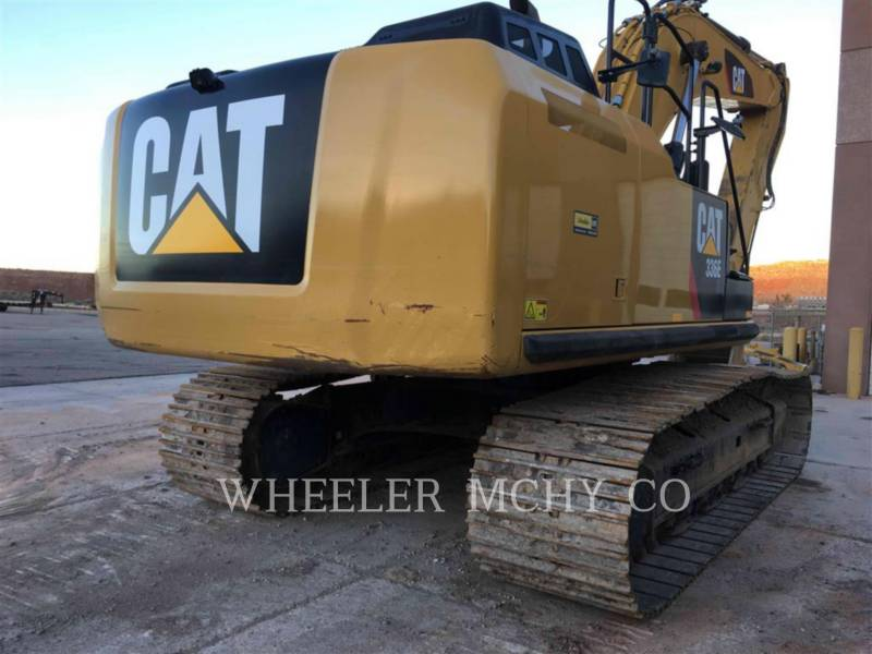 CATERPILLAR KETTEN-HYDRAULIKBAGGER 336E L DC4 equipment  photo 5