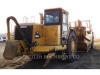 Equipment photo CATERPILLAR 657G WHEEL TRACTOR SCRAPERS 1