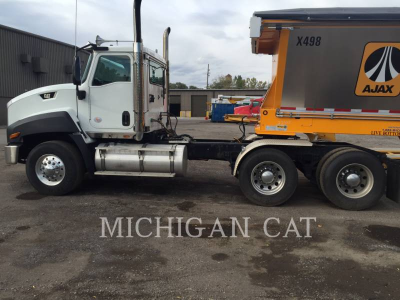 CATERPILLAR ON HIGHWAY TRUCKS CT660 T15M13 equipment  photo 8