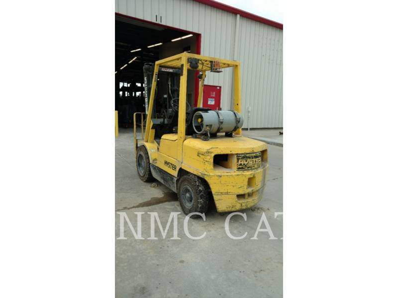 HYSTER FORKLIFTS H60XM_HY equipment  photo 3