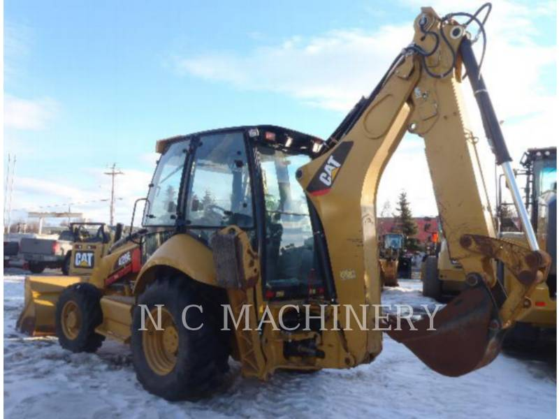 CATERPILLAR CHARGEUSES-PELLETEUSES 420E 4ECB equipment  photo 3