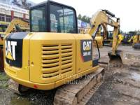 Equipment photo CATERPILLAR 305.5E2 RUPSGRAAFMACHINES 1