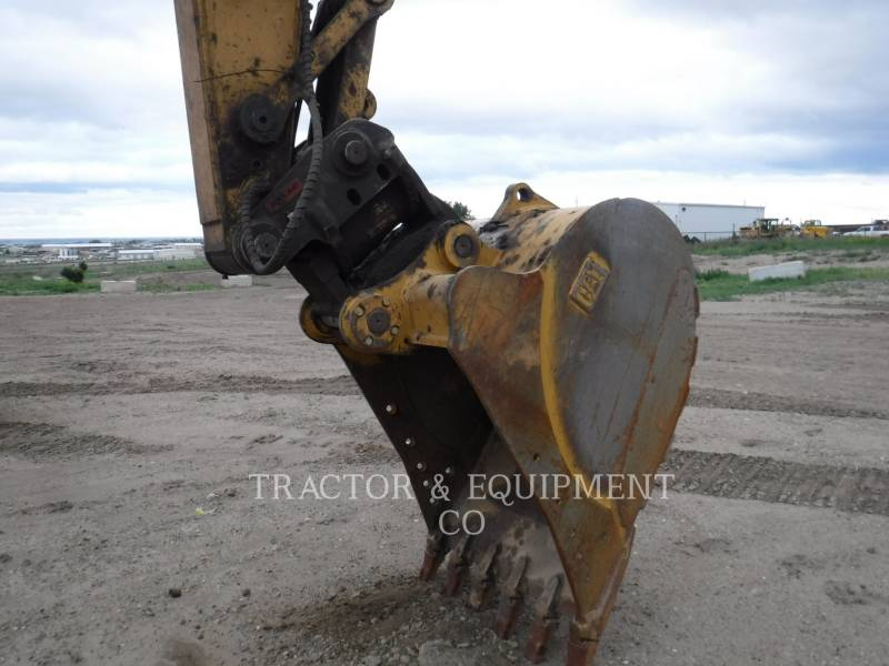 CATERPILLAR EXCAVADORAS DE CADENAS 320D L equipment  photo 5