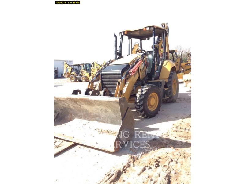 CATERPILLAR RETROEXCAVADORAS CARGADORAS 420F2IT equipment  photo 1