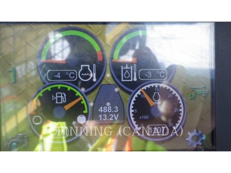 CATERPILLAR MINICARGADORAS 262D equipment  photo 8
