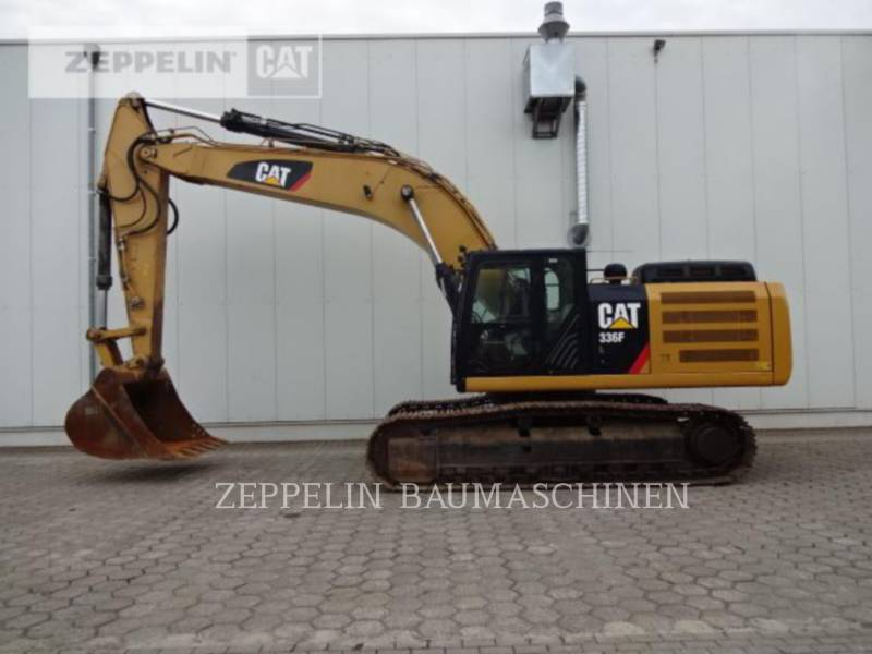 CATERPILLAR トラック油圧ショベル 336FLN equipment  photo 2