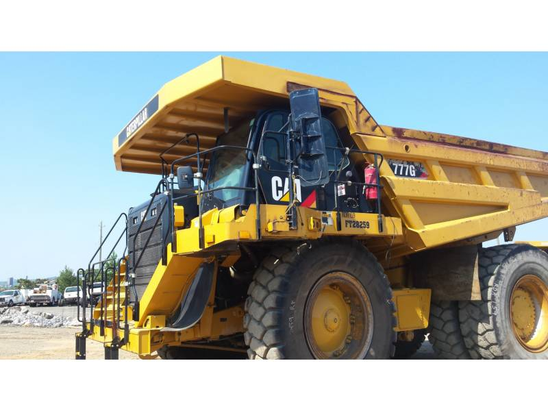 CATERPILLAR 鉱業用ダンプ・トラック 777G equipment  photo 1