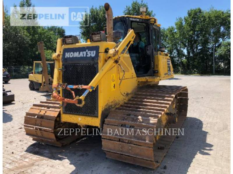 KOMATSU LTD. KETTENDOZER D65PX-17 equipment  photo 4