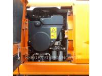 CASE PELLES SUR PNEUS WX165 equipment  photo 6