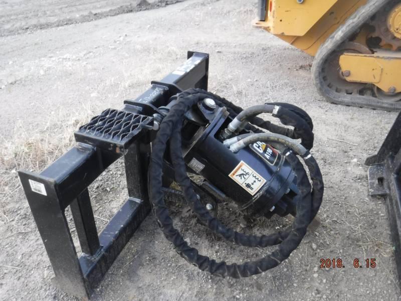 Caterpillar ÎNCĂRCĂTOARE PENTRU TEREN ACCIDENTAT 299D2XHP equipment  photo 12