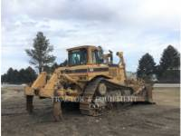 CATERPILLAR TRAKTOR GĄSIENNICOWY KOPALNIANY D8R equipment  photo 5