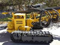 Equipment photo ATLAS-COPCO ROC203 HYDRAULIC TRACK DRILLS 1