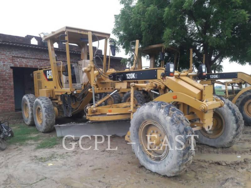 Caterpillar AUTOGREDERE 120K2 equipment  photo 1
