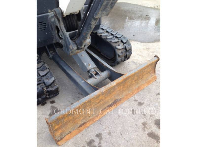 BOBCAT EXCAVATOARE PE ŞENILE E26 equipment  photo 10