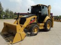 Equipment photo CATERPILLAR 424D バックホーローダ 1