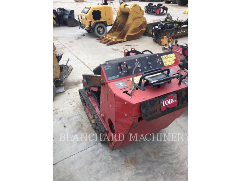 TORO COMPANY TRACK EXCAVATORS DINGO 427 TX equipment  photo 3
