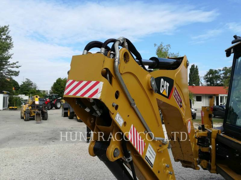 CATERPILLAR RETROEXCAVADORAS CARGADORAS 428F2 equipment  photo 19