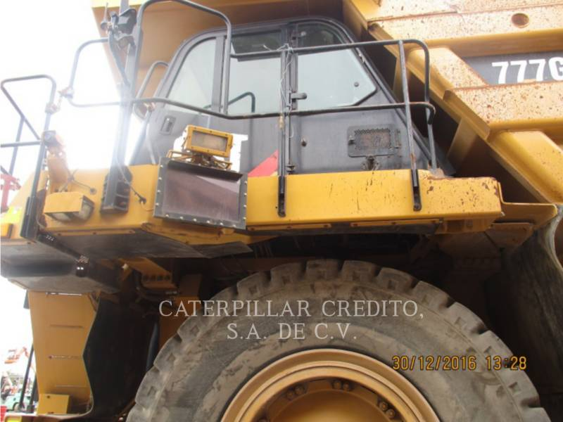CATERPILLAR CAMIONES RÍGIDOS 777 G equipment  photo 5